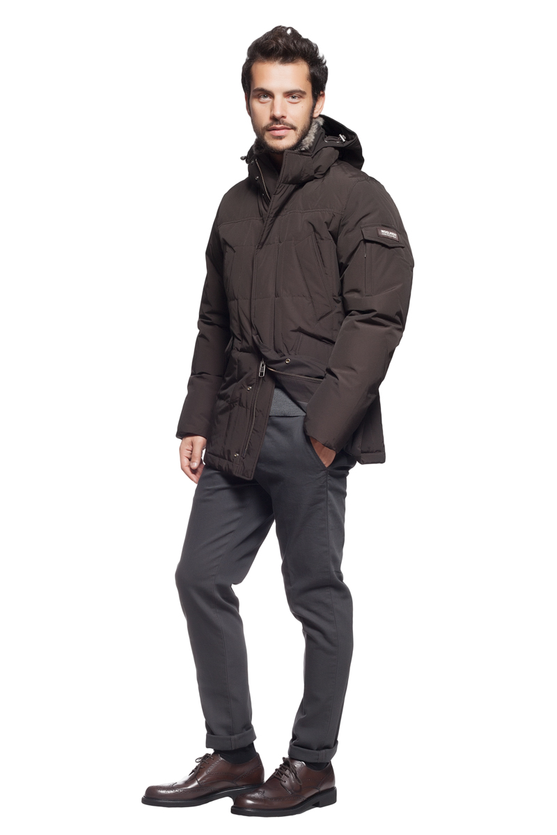 outerwear jackets woolrich woolrich blizzard jacket padded jacket. Black Bedroom Furniture Sets. Home Design Ideas