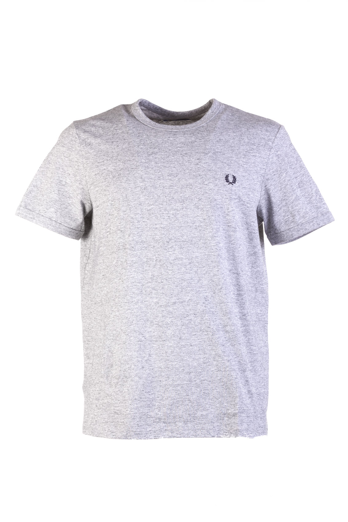 a07233f818 FRED PERRY RINGER T-SHIRT GRIGIO MELANGE