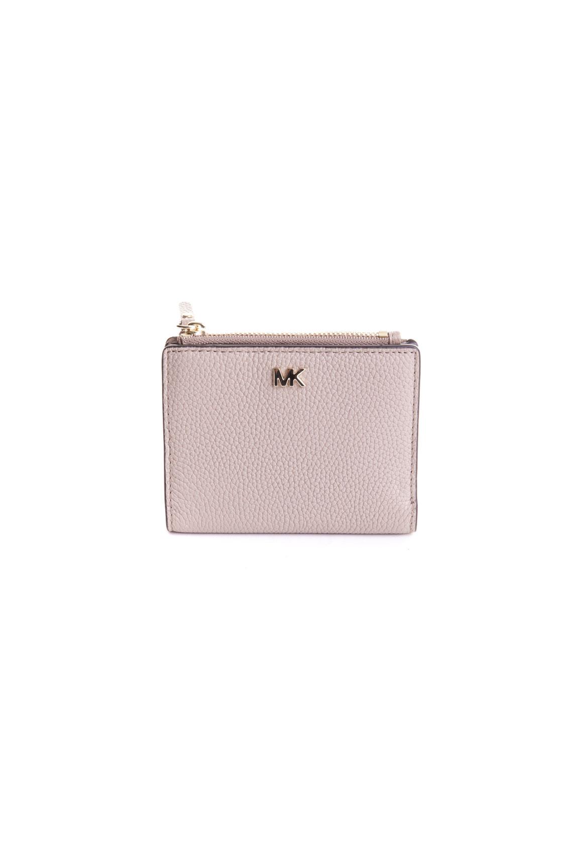 c9d413972911 MICHAEL KORS COIN PURSE MERCER light pink