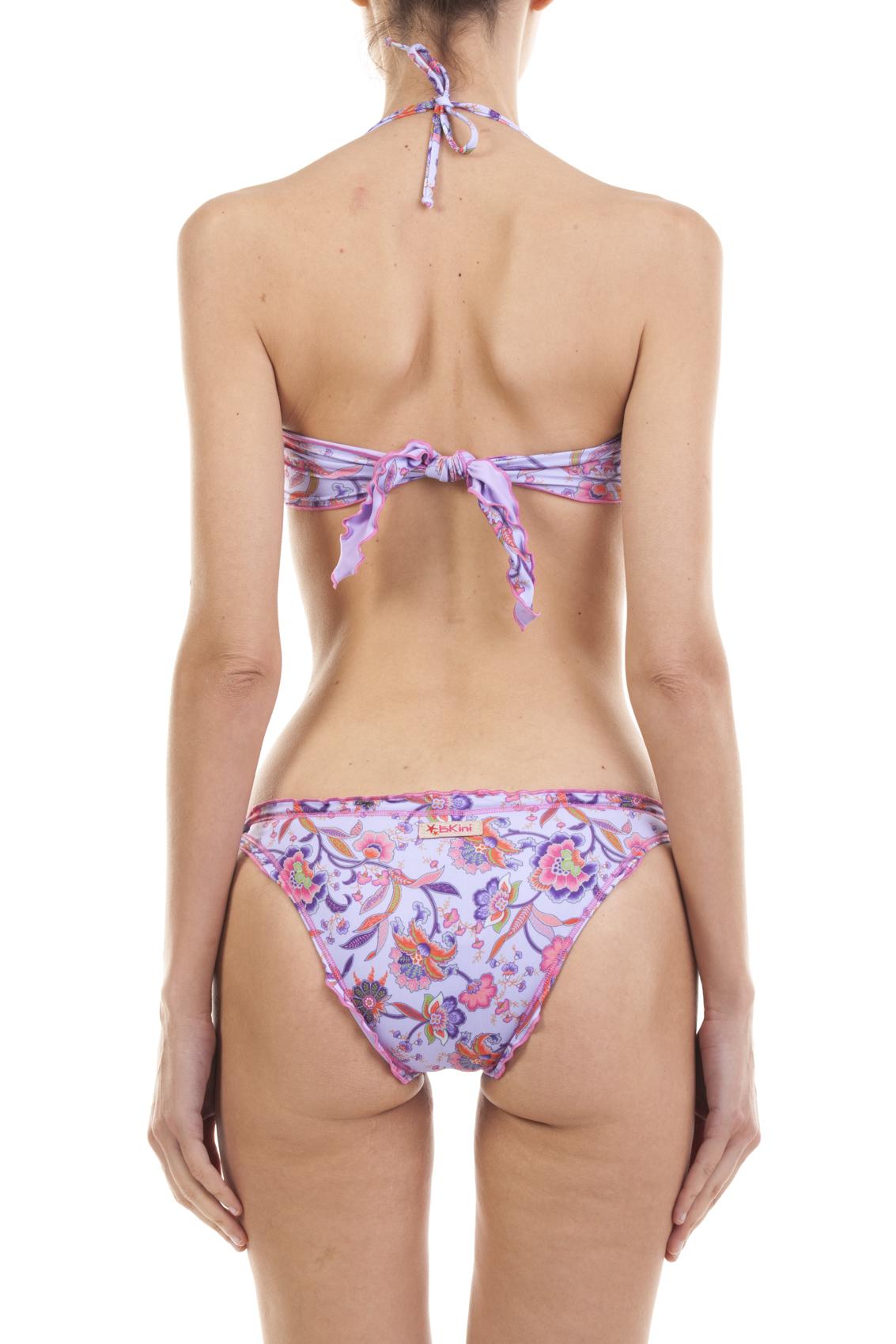 Bikini con reggiseno fascia