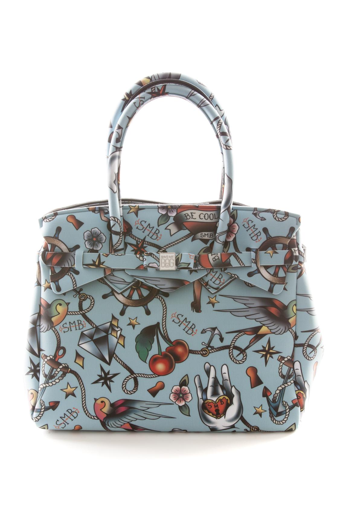 the best attitude 6c4c6 635c3 SAVE MY BAG multicolor