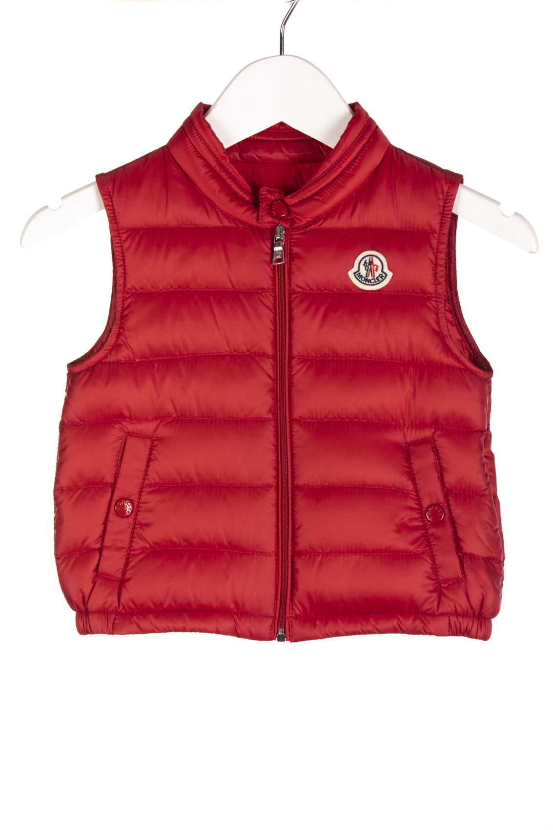 68a828c8b MONCLER ENFANT NEW AMAURY GILET red